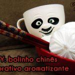 Diy: Como fazer Bolinhos Chineses decorativos e aromatizantes – Kung Fu Panda   Corujices da Lu