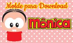 model download gratuito monica toy turma da mônica corujinhalulu