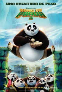 Kung Fu Panda 3 2016 poster brasil brazil br dreamworks fox film filme movie cinema