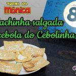 Turma da Mônica: bolachinha de cebola do Cebolinha – Receita De Bico Cheio Especial Maurício de Sousa