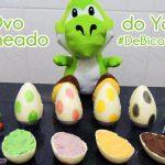 Receita: Ovo de Páscoa Recheado do Yoshi | De Bico Cheio