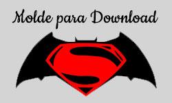 molde batman vs superman download gratuito freebie dc comics logo símbolo corujinhalulu corujiha lulu diy faça você mesmo
