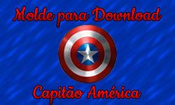 molde download gratuito freebie chaveiro de pelúcia corujinhalulu corujinha lulu marvel diy faça você mesmo corujices da lu capitão américa