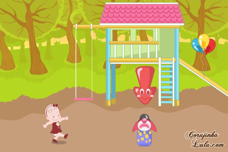 flavia calina as aventuras da baby v ticjoy tic joy gameplay game jogo gratuito free app celular pc móvel android ios iphone ipad tablet microsoft corujinhalulu