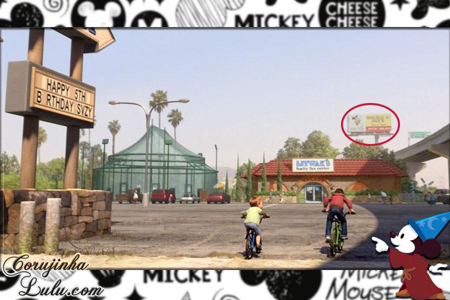 17 mickeys escondidos hidden mickey nos filmes da disney pixar corujinhalulu detona ralph easter egg