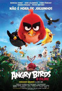 poster nacional brasileiro br brasil brazil angry birds o filme movie sony columbia pictures rovio