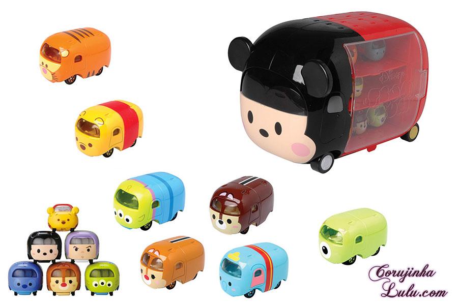 tsum tsum candide disney motors die cast carros carrinhos brinquedo comprar tsum tsum corujinhalulu