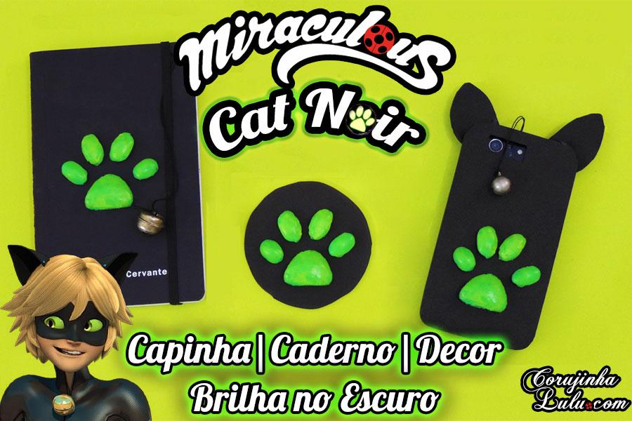 diy como  fazer capinha de celular miraculous ladybug cat noir talismã prodigiosa as aventuras de corujices da lu corujinhalulu corujinha lulu ©