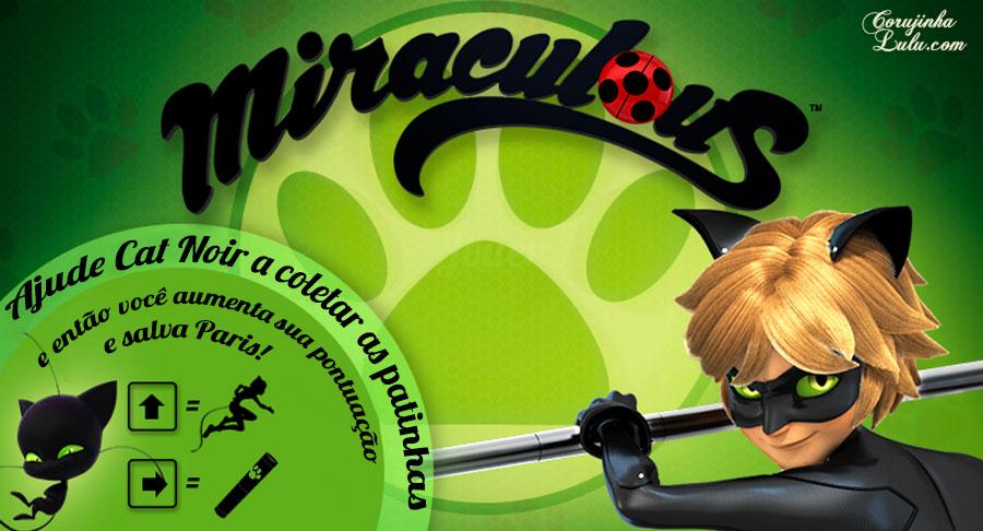 miraculous as aventuras de ladybug jogo gratuito grátis corujinhalulu