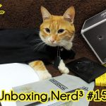 Unboxing Nerd Ao Cubo (Nerd³ #15: Top Secret – Jason Bourne) | Julho 2016