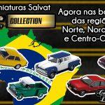 Chevrolet Collection chega às bancas das regiões Norte, Nordeste e Centro-Oeste