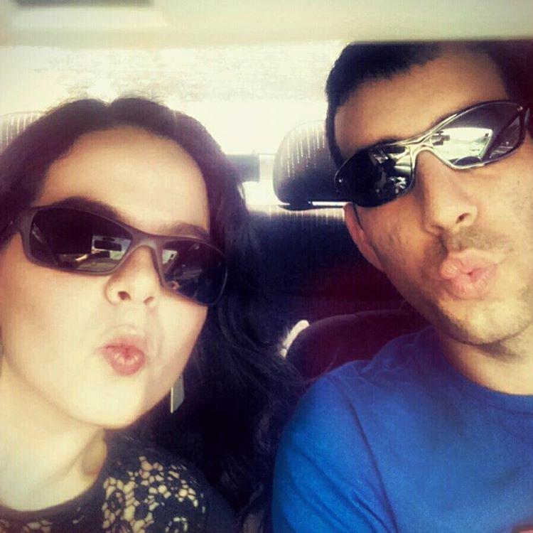 Minha primeira Selfie mandando beijinho tinha que ser em famliahellip