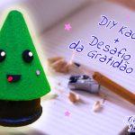 Diy Kawaii: Como Fazer Potinho de Árvore + Desafio da Gratidão   Corujices da Lu