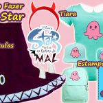 Diy Star VS As Forças do Mal: Como Fazer Kit com Pantufa + Tiara + Estampa | Corujices da Lu