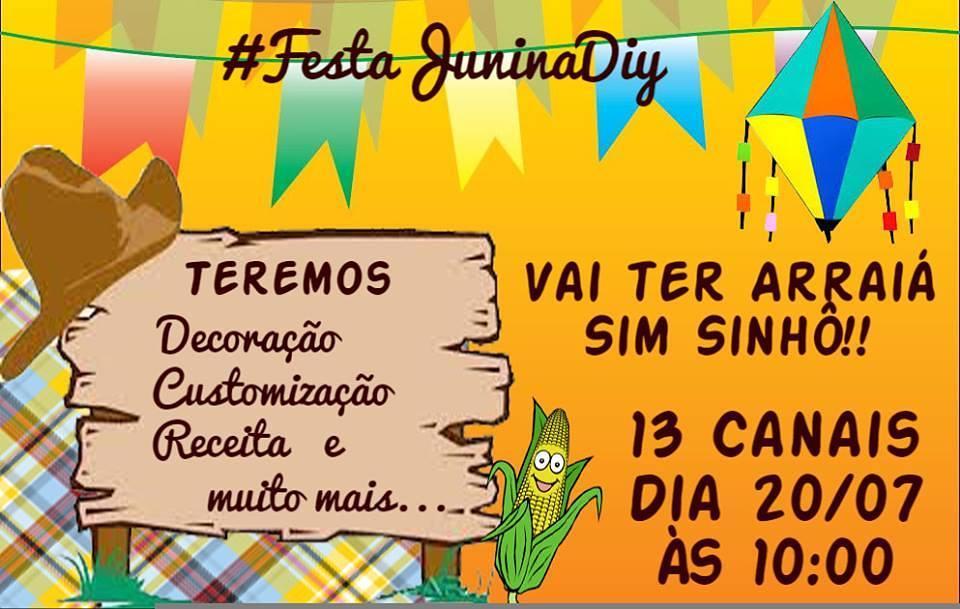 Quem a gosta de estender a Festa Junina at Julho?!hellip
