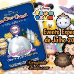 Disney Tsum Tsum – Be Our Guest é o Evento Especial de Julho 2017