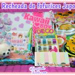 Kawaii Box + Sorteio = Uma caixa surpresa recheada de fofurices japonesas