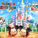 Tsum Tsum Land é o novo jogo da Disney do Japão