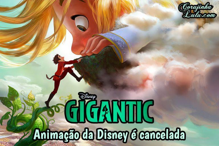 Gigantic - Animação da Disney é cancelada
