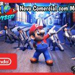 Novo comercial de Super Mario Odyssey tem musical à la New York