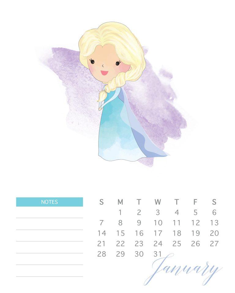 Princess-2018-1-January-768x960
