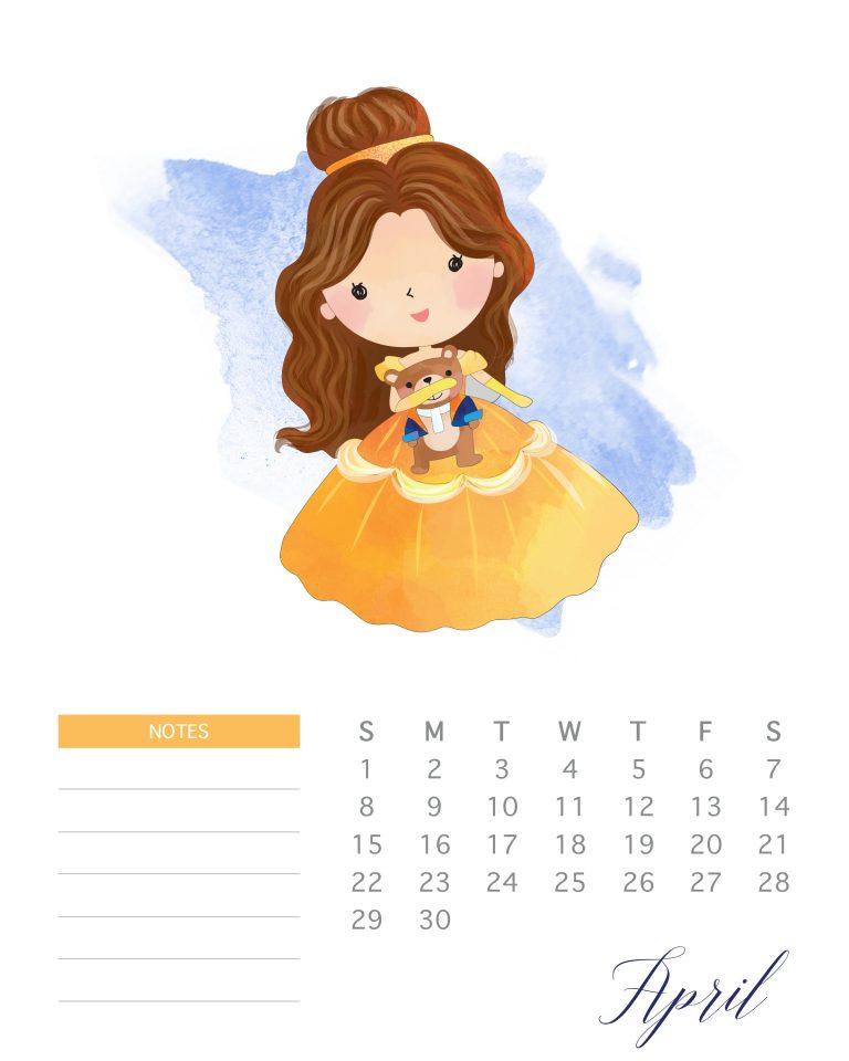 Princess-2018-4-April-768x960