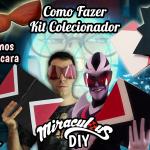 Diy Miraculous Ladybug 2 Temporada: Como Fazer Kit Colecionador – Volta às Aulas | Corujices da Lu