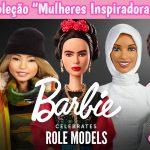 """Barbie® lança coleção """"Mulheres Inspiradoras"""" como homenagem ao Dia Internacional da Mulher"""
