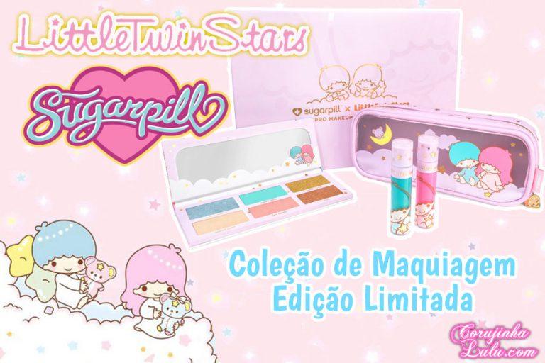 Sugarpill Cosmetics + Sanrio = Coleção de Maquiagem Little Twin Stars
