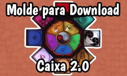 Download: Caixa do Mestre Fu 2.0 - Sapotis (Miraculous As Aventuras de Ladybug) | molde grátis por ©CorujinhaLulu.com corujinha lulu corujinhalulu