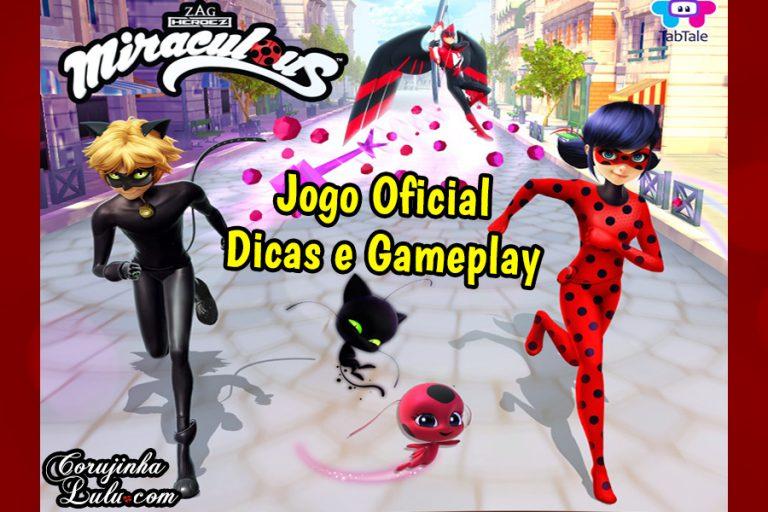 Jogo Oficial - Miraculous: Ladybug & Cat Noir - Gameplay e Dicas