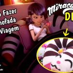 Diy Miraculous Ladybug – Como Fazer Almofada de Gato da Marinette | Corujices da Lu
