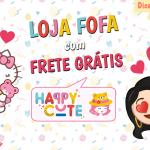 Happy Cute Shop – mais uma Loja Super Kawaii com Frete Grátis