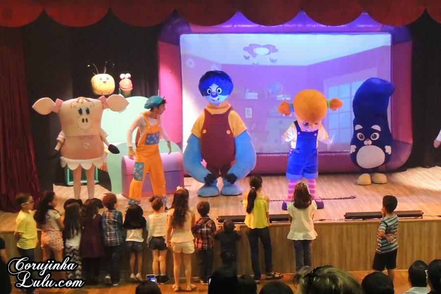 O Diário de Mika estreia novo musical no Teatro Morumbi Shopping | ©CorujinhaLulu.com corujinhalulu playcenter family infantil juvenil pré-escolar animação brasileira nacional disney junior disney channel