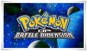 Pokémon Temporada 11 - Diamante & Pérola - Batalha Dimensional