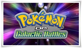 Pokémon Temporada 12 - Diamante & Pérola - Batalhas Galáticas