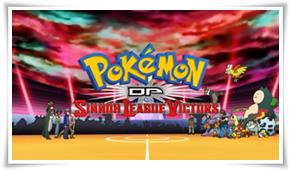 Pokémon Temporada 13 - Diamante & Pérola - Vencedores da Liga Sinnoh