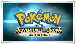 Pokémon Temporada16 - Preto & Branco - Aventuras em Unova