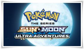 Pokémon Temporada 21 - A Série: Sol & Lua - Ultra Aventuras