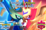 Comercial revela mais Pokemon na Pokédex de Galar nos jogos Pokémon Sword and Shield | corujinhalulu.com